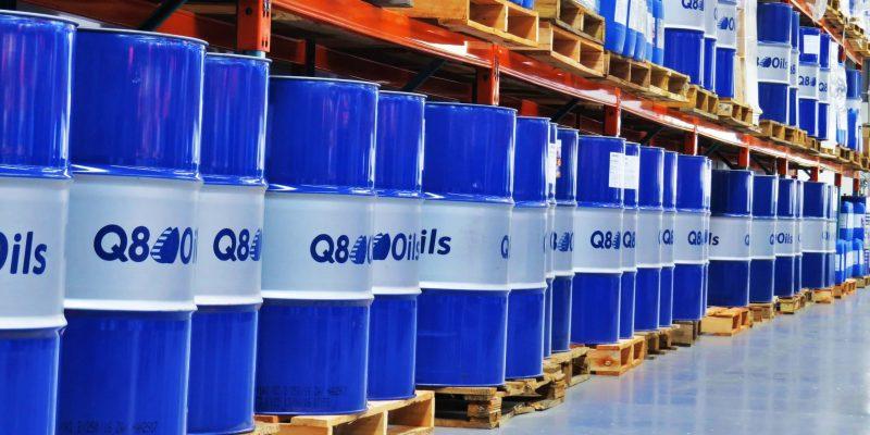 Q8Oils Lubricants